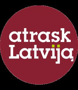 Atrask Latviją