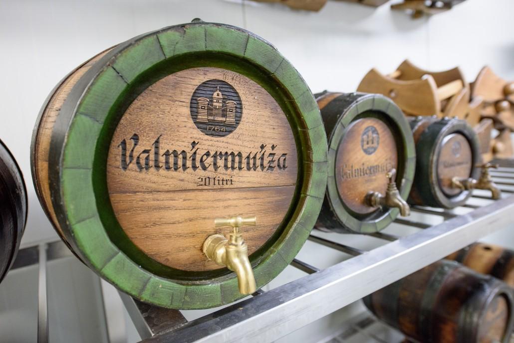 Valmiermuiþa, alaus darykla, Valmiera, latvija,