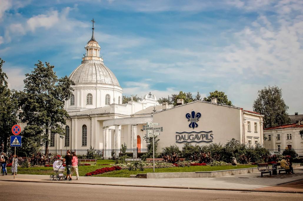 Daugavpils city
