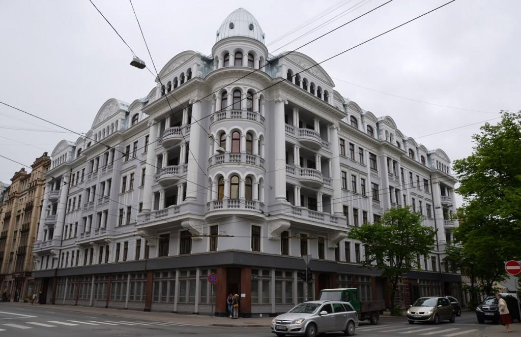 Riga-KGB-gevel